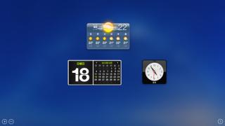 Mac OS X El Capitanレビュー!Dashboard(ダッシュボード)は標準でオフになっています。