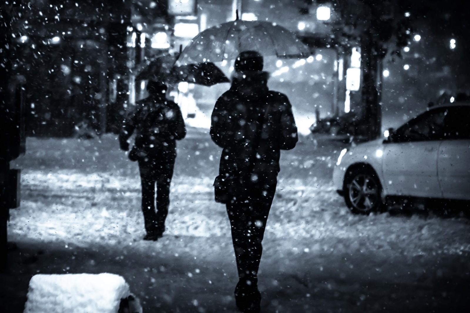 雪があまり降らない地域は、雪の日に「在宅勤務」を許可したほうが良いのでは?
