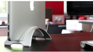 MacBookシリーズにピッタリのアルミニウム製スタンド!Twelve Southの「BookArc Stand for MacBook」