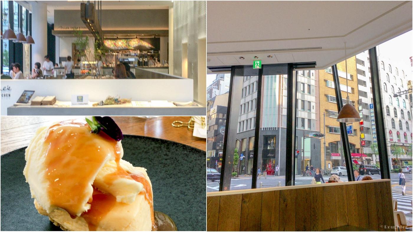 銀座・有楽町の無料WiFi・電源カフェ「METoA Cafe & Kitchen(メトアカフェ&キッチン)」