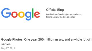 Googleフォトが1周年!この1年で追加された便利な機能を紹介。