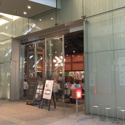 東京駅周辺の無料Wi-Fi・電源カフェ!Marunouchi Cafe × WIRED CAFE(マルノウチカフェ×ワイアードカフェ)!