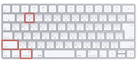 Macユーザーなら知っておきたい!スクリーンショットを撮る3つの方法。