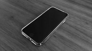 iPhone 7用薄型軽量クリアケース!Spigen リキッドクリスタルをレビュー。