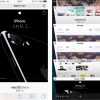 【iOS 10】Safariで開いている複数のタブをまとめて閉じる方法。