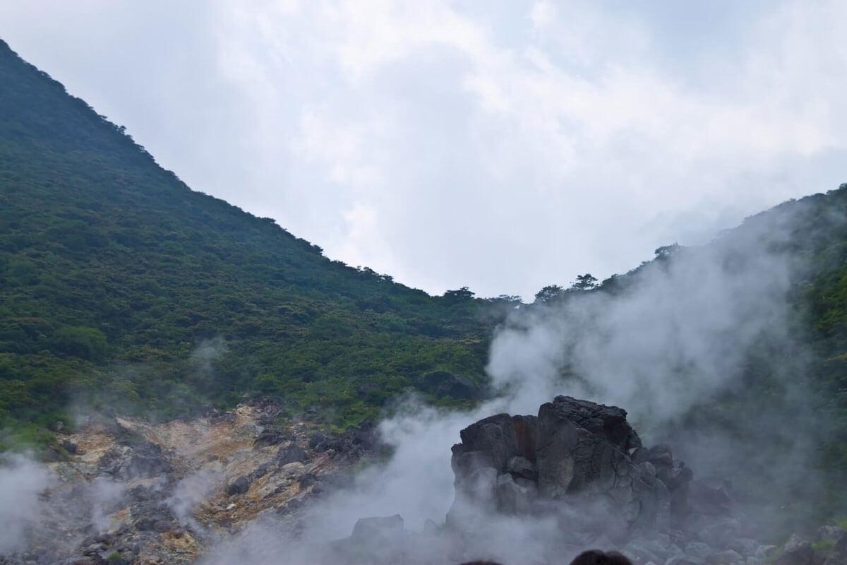 箱根山の噴火レベルと大涌谷周辺の規制状況
