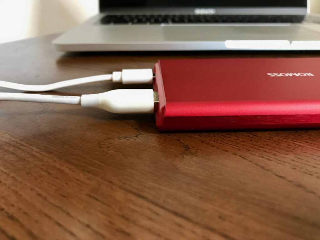 ROMOSS製モバイルバッテリー「GT3 Power Bank」