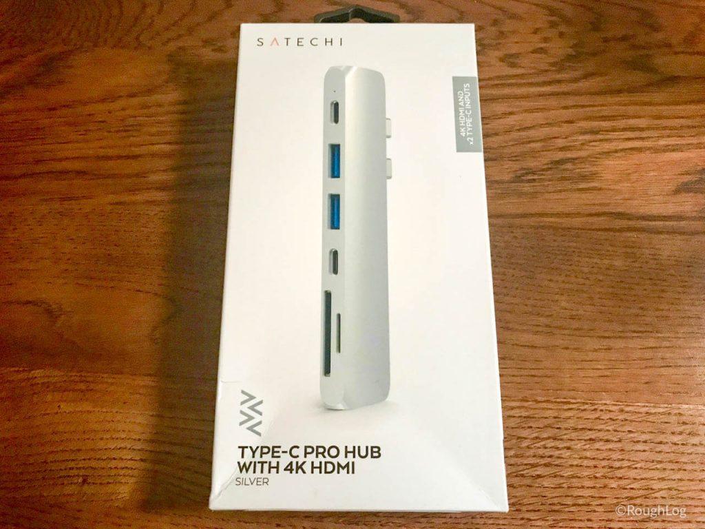 Satechi USB Type-Cハブ