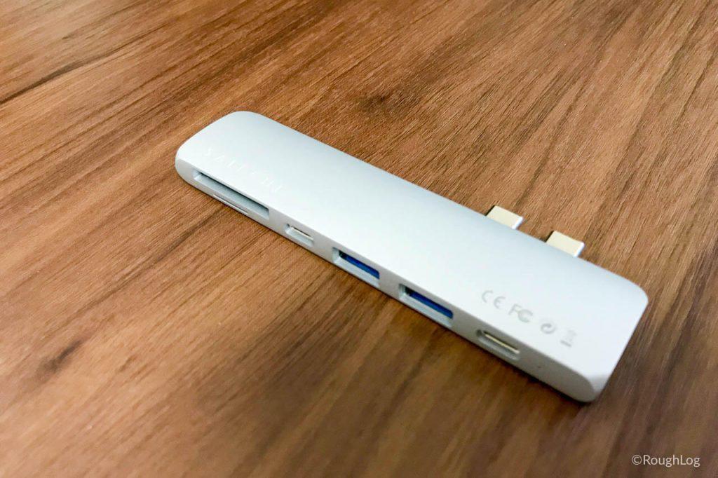 Satechi USB Type-C Proハブ