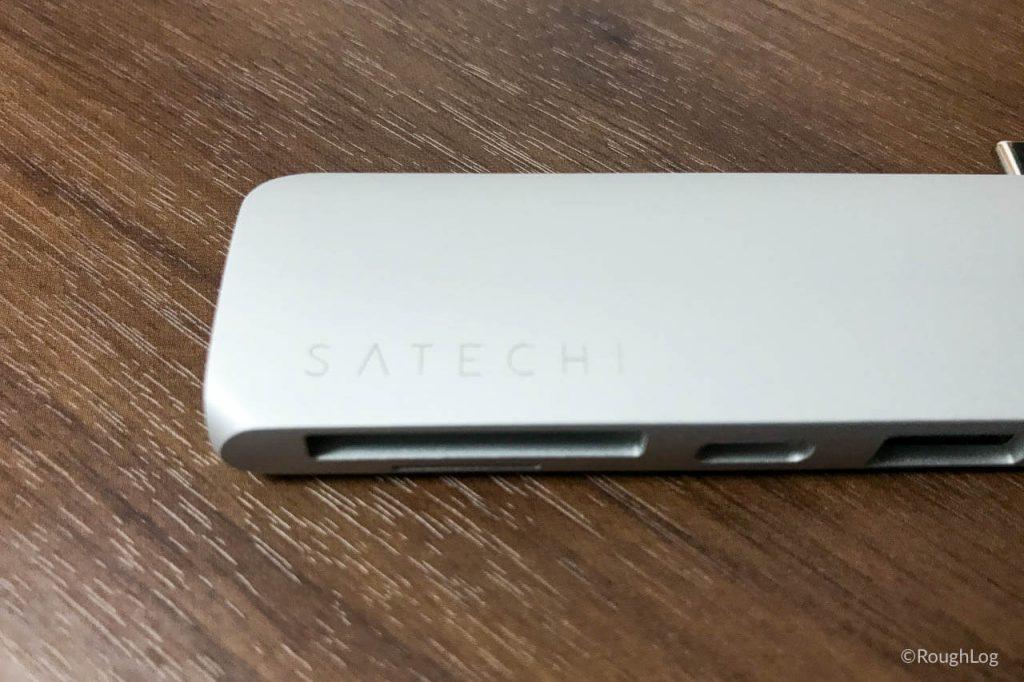 「SETECHI」のロゴがうっすら印字