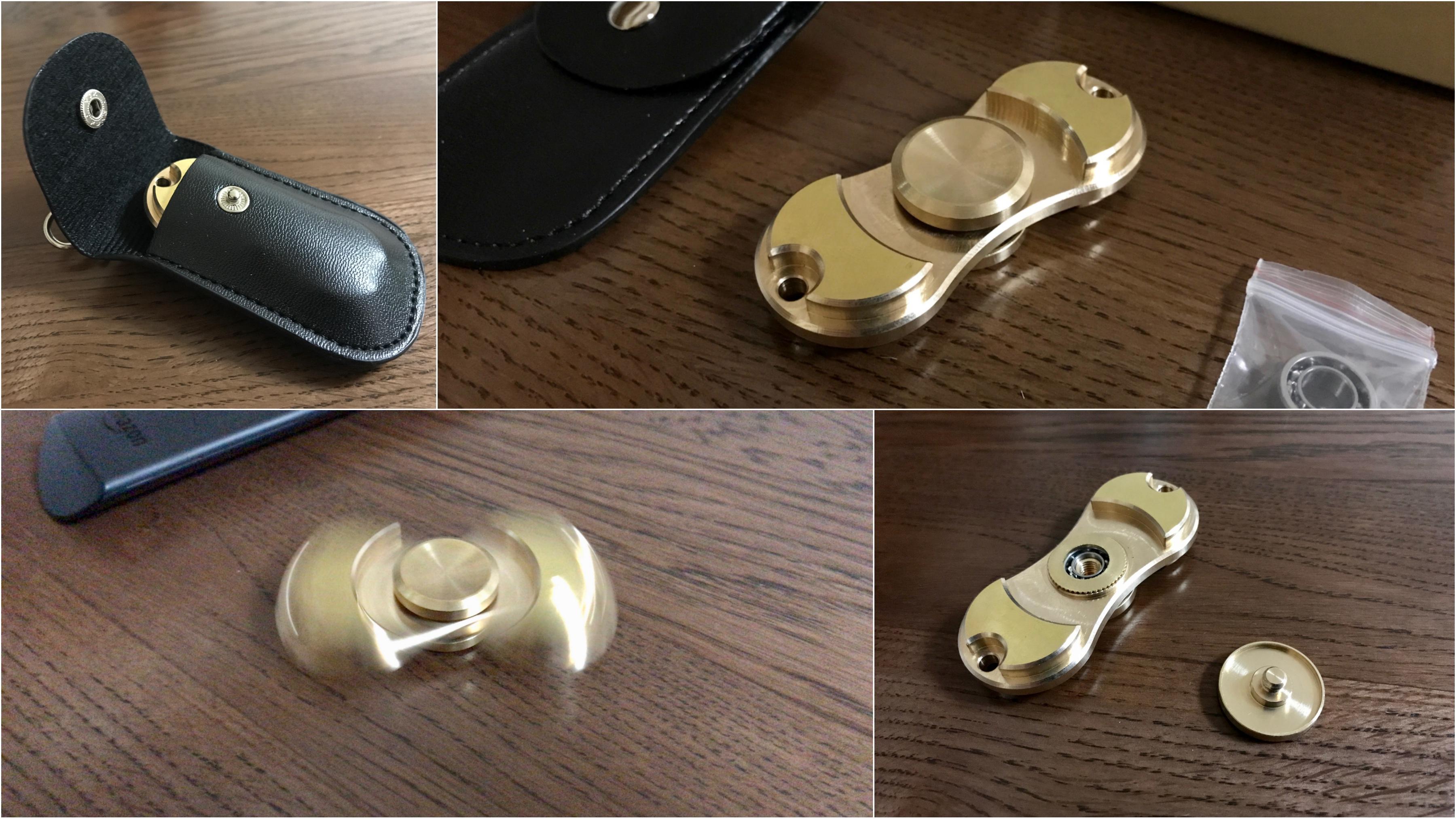 あるとつい回してしまう!シンプルなデザインのおすすめハンドスピナーをご紹介!