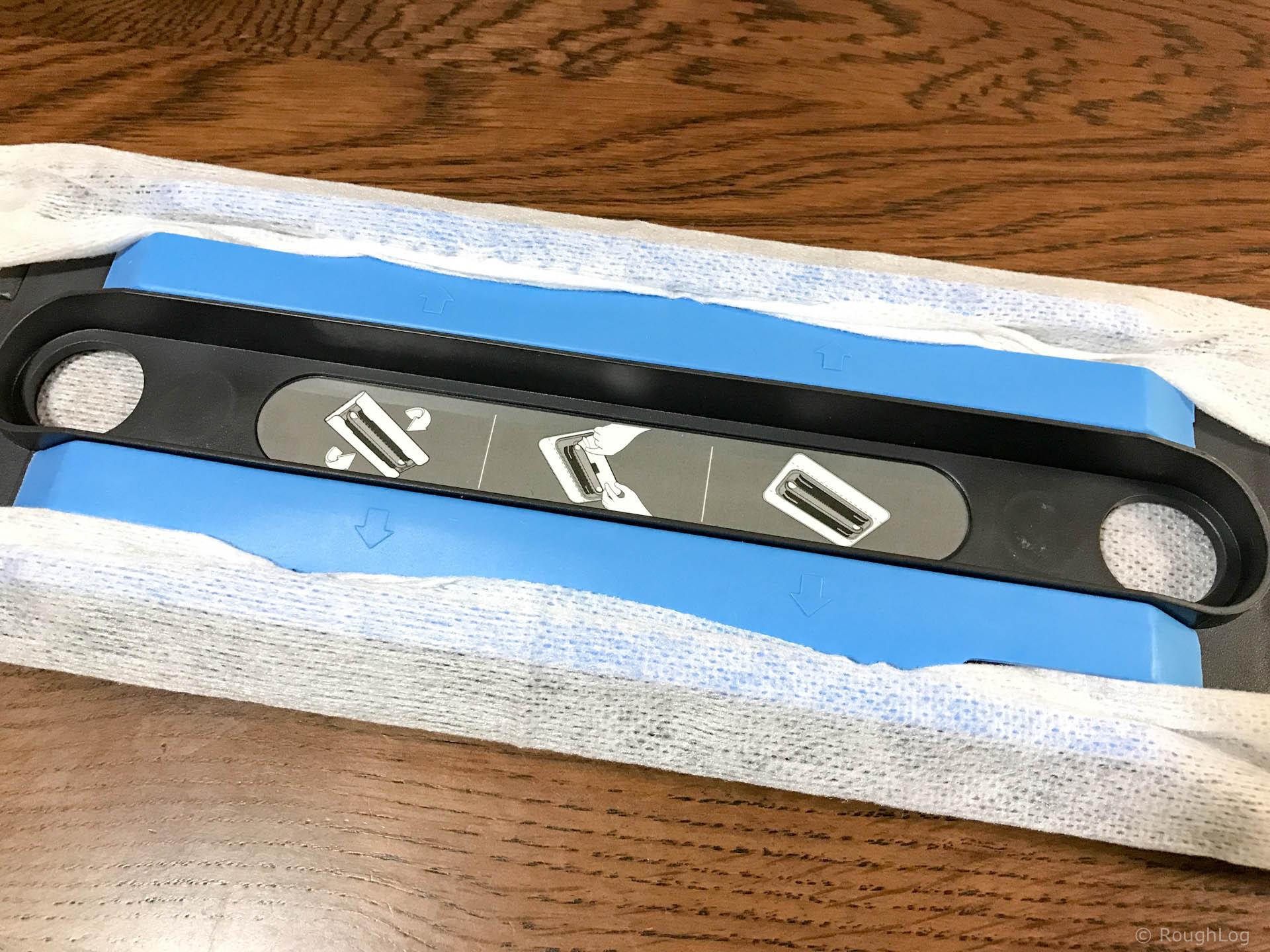 iRobot Braava 380j クリーニングパッドと市販のお掃除シート