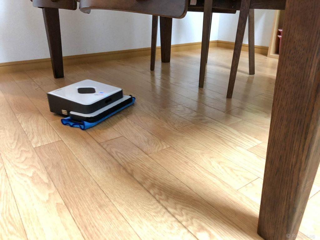 iRobot Braava 380j ウエットモード