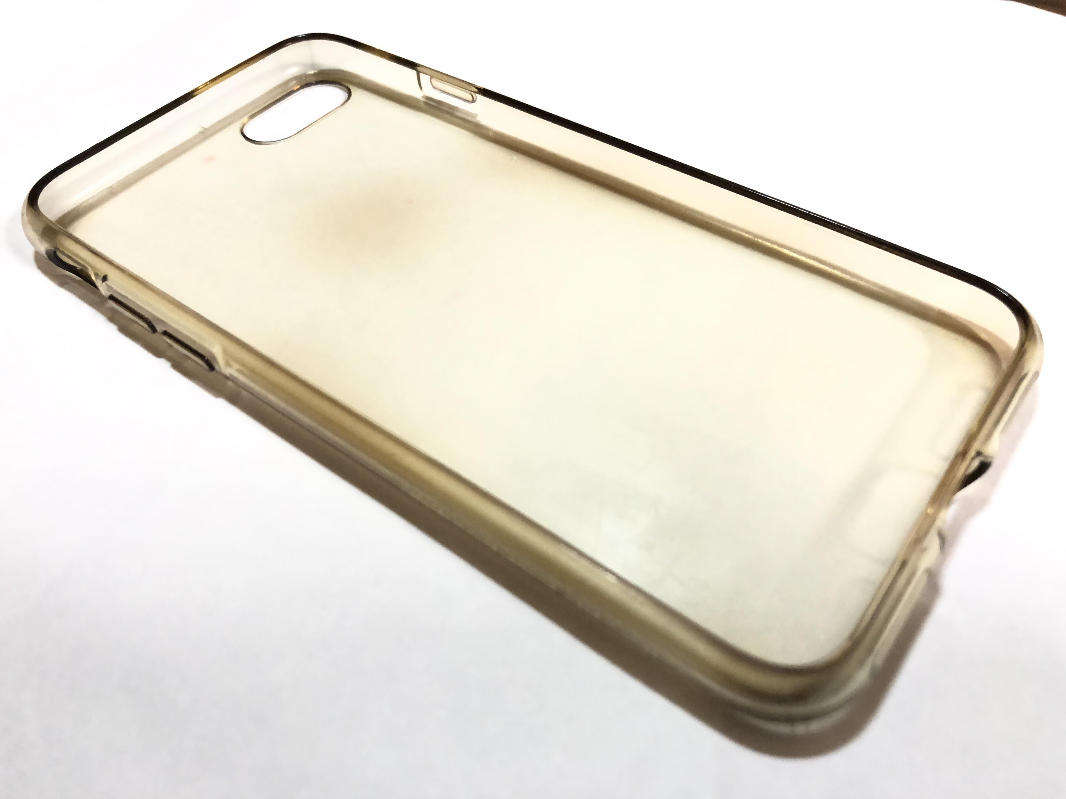 古いiPhoneケース