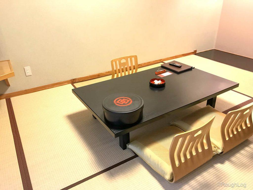 箱根 ホテルおかだ 客室
