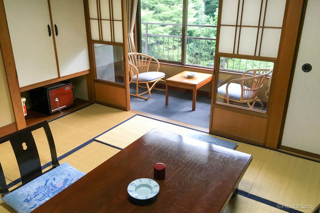 箱根湯本ホテルの客室