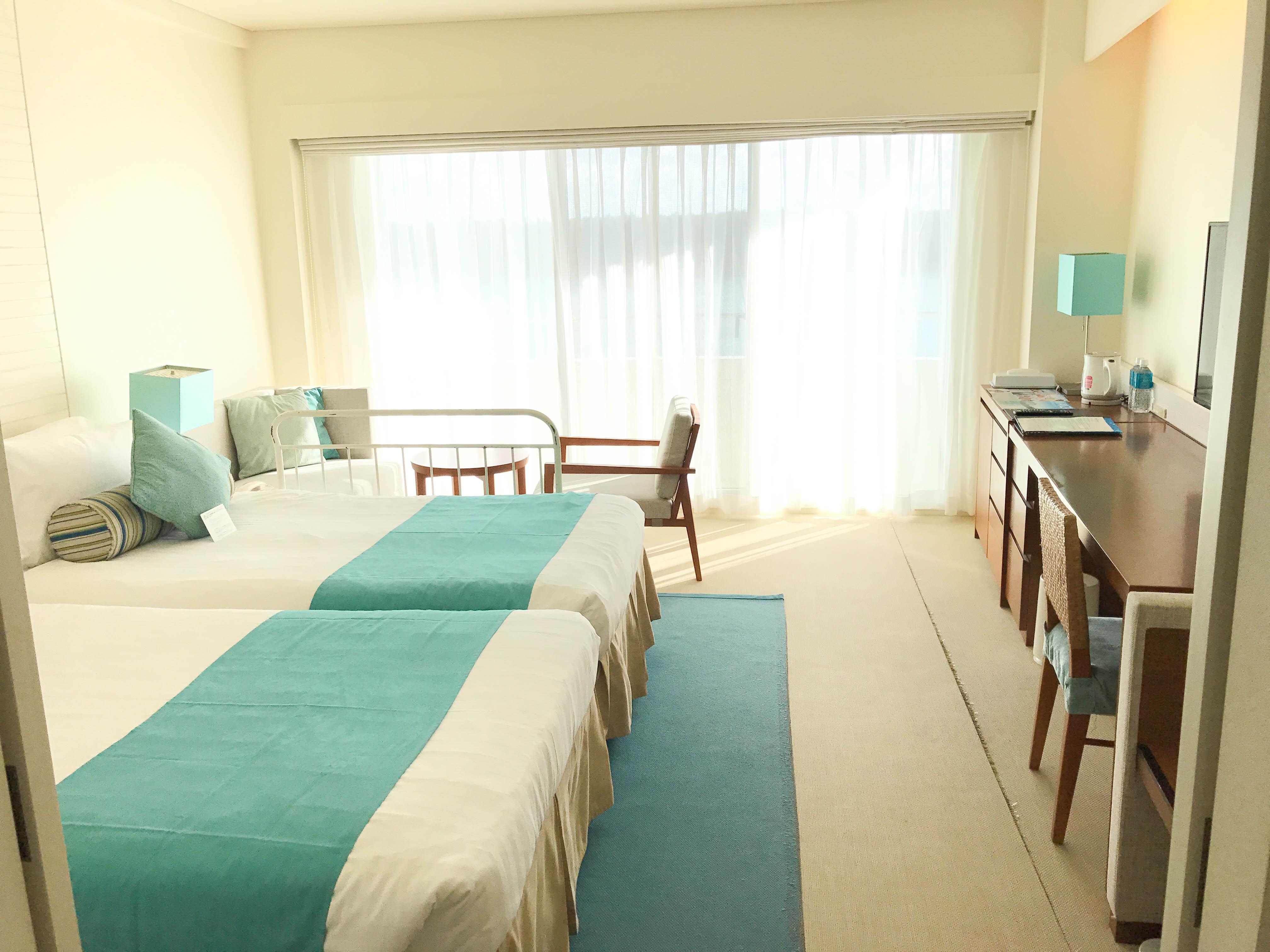 ANAインターコンチネンタル万座ビーチリゾートの客室