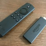 Amazon Fire TV Stick(第2世代)本体とリモコン