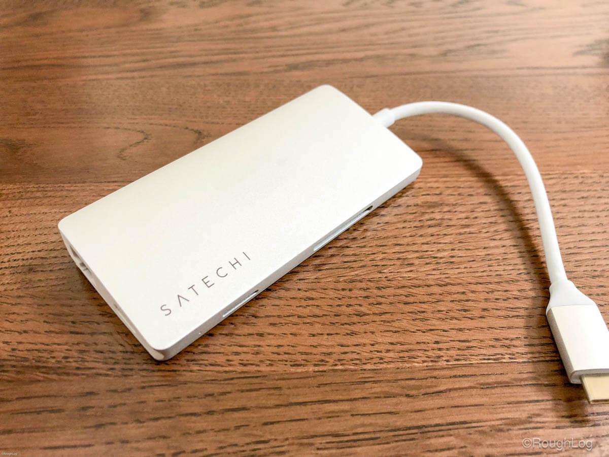USB-Cハブ本体にケーブルが付いていているタイプのメリット・デメリット