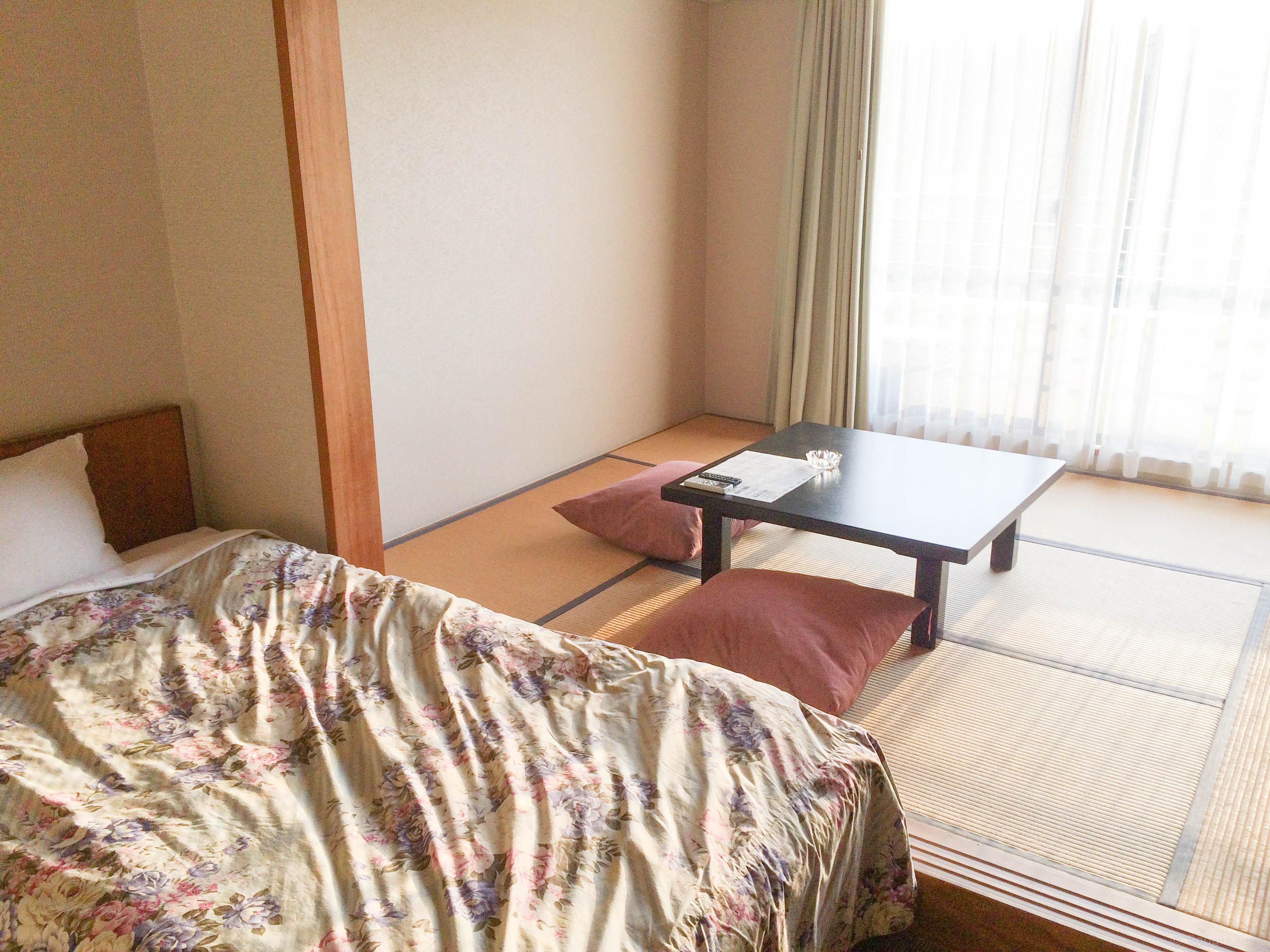 ホテル里杏 客室