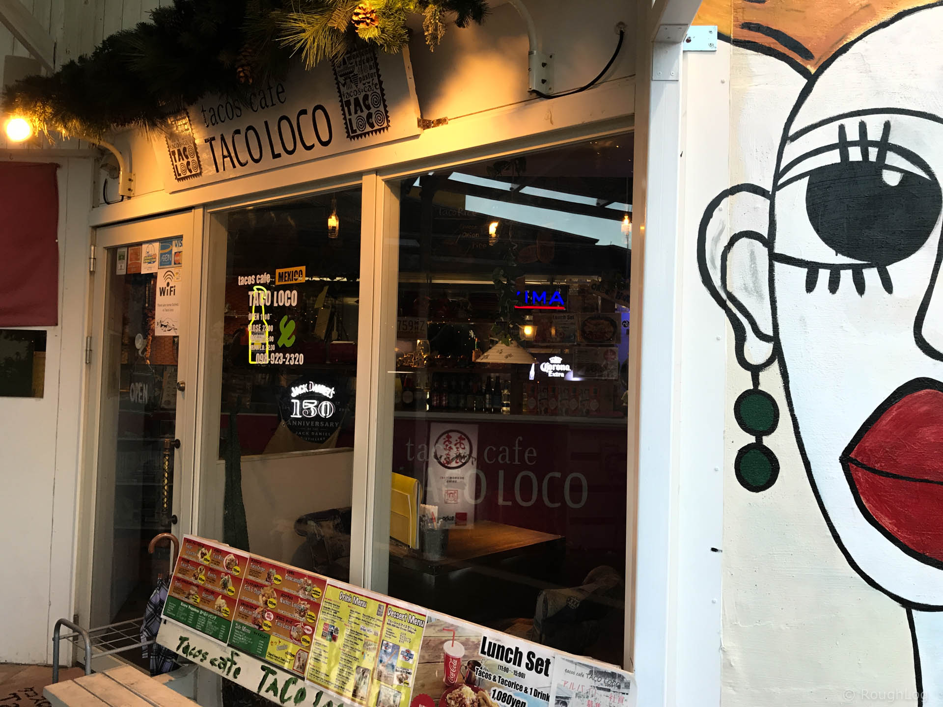 TACO LOCO - タコスカフェ タコロコ