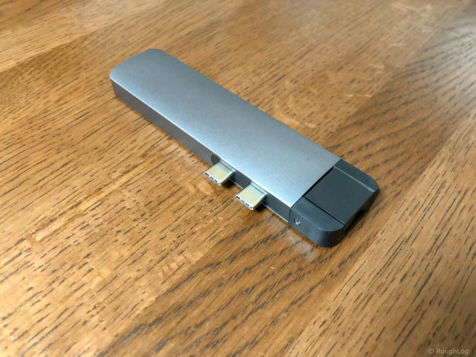 Satechi USB-C Pro ハブ