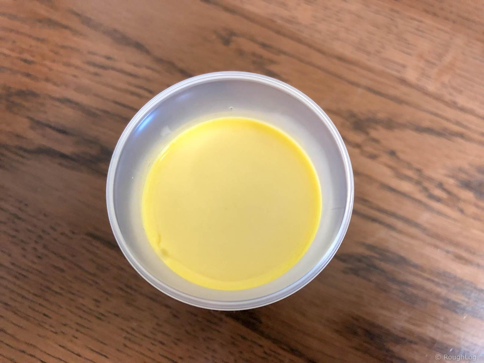 旭山・軌跡のプリン カスタード味