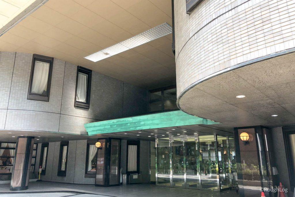 リ・カーブ箱根のホテル外観