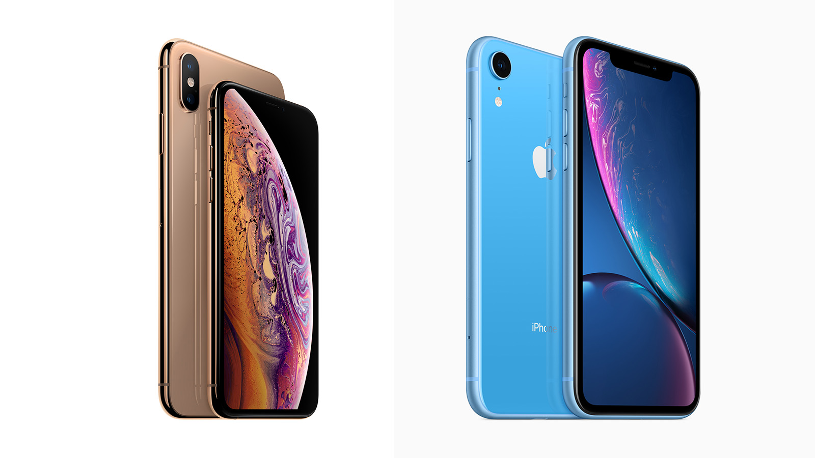 iPhone XS / XS MaxとXRどっちが買い?