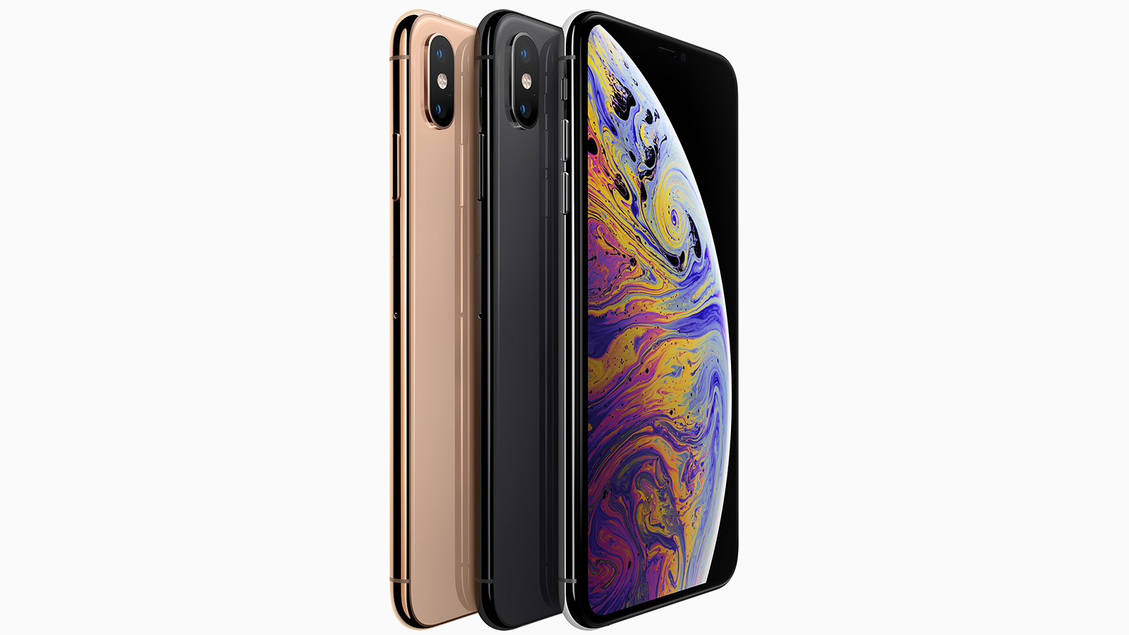iPhone XS / XS Max 発表