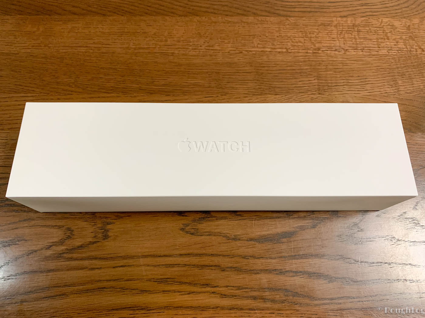 Apple Watch Series 4パッケージ