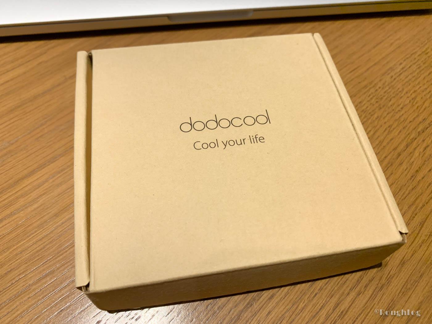 dodocool製Qiワイヤレス充電器パッケージ
