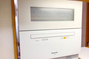 パナソニック製食器洗い乾燥機「NP-TH1-W(白)」