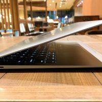 新型MacBook Air 2018、薄さ・軽さ・使い勝手…とにかく心地よい。