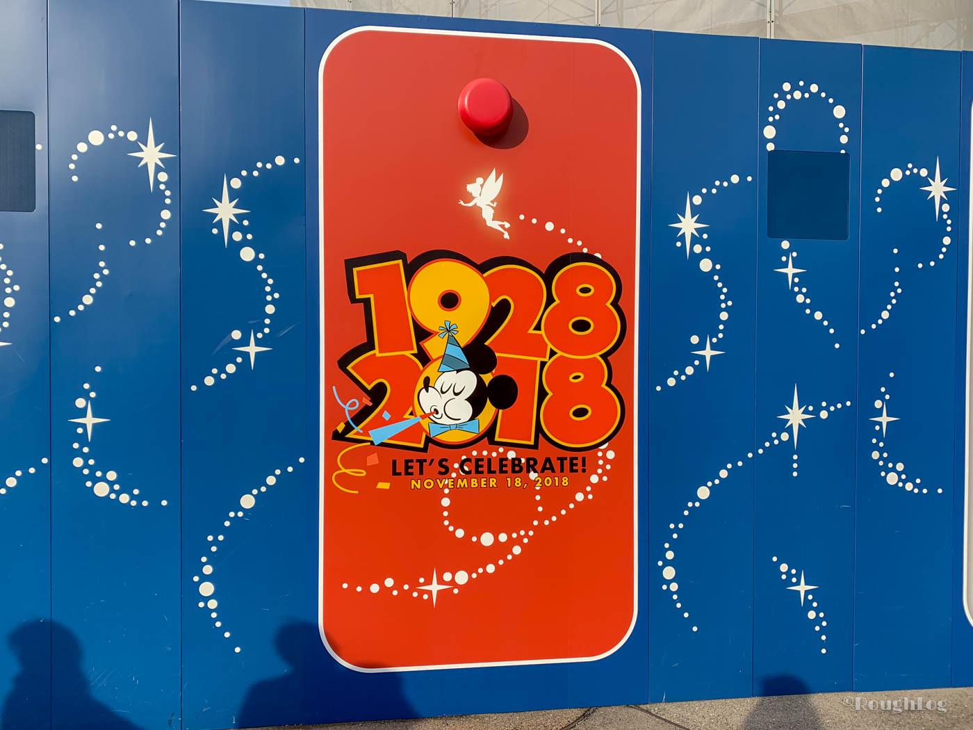 ミッキーマウスはスクリーンデビュー90周年