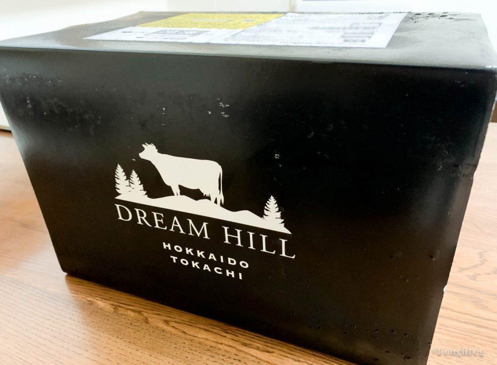 北海道上士幌町にふるさと納税して貰ったドリームヒルのアイスクリームセット