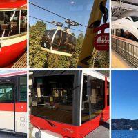 箱根フリーパスって本当にお得なの?買い方・使い方・おすすめ観光コースをご紹介