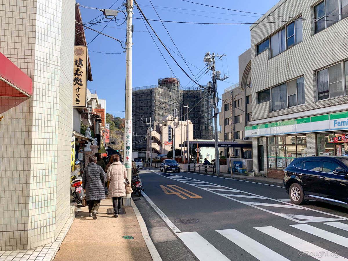 来宮駅から来宮神社の行き方