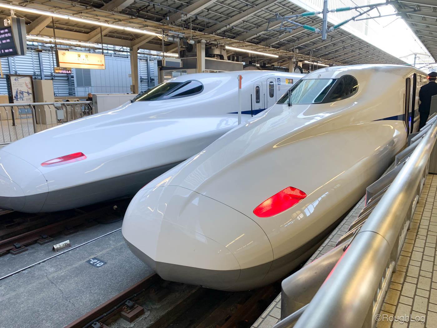 東京駅、東海道新幹線