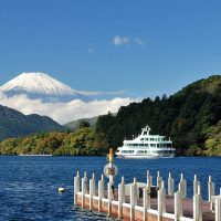 電車で1泊2日の箱根旅行!王道の観光プランで箱根めぐり