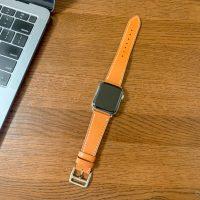 【レビュー】Wollpo Apple Watch レザーバンドはお手頃価格でコスパがいい革バンド