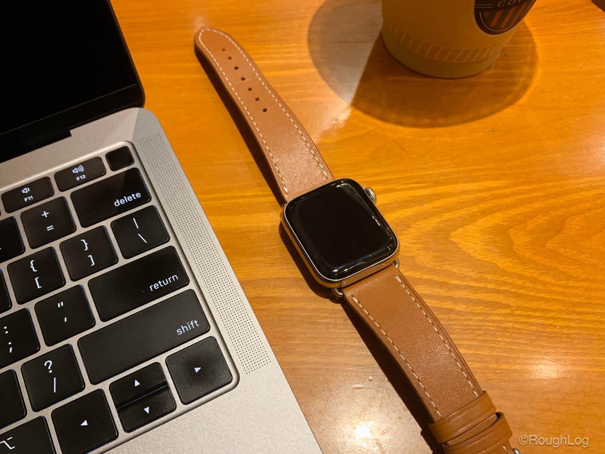 Wollpo Apple Watch レザーバンドは口コミでも高評価