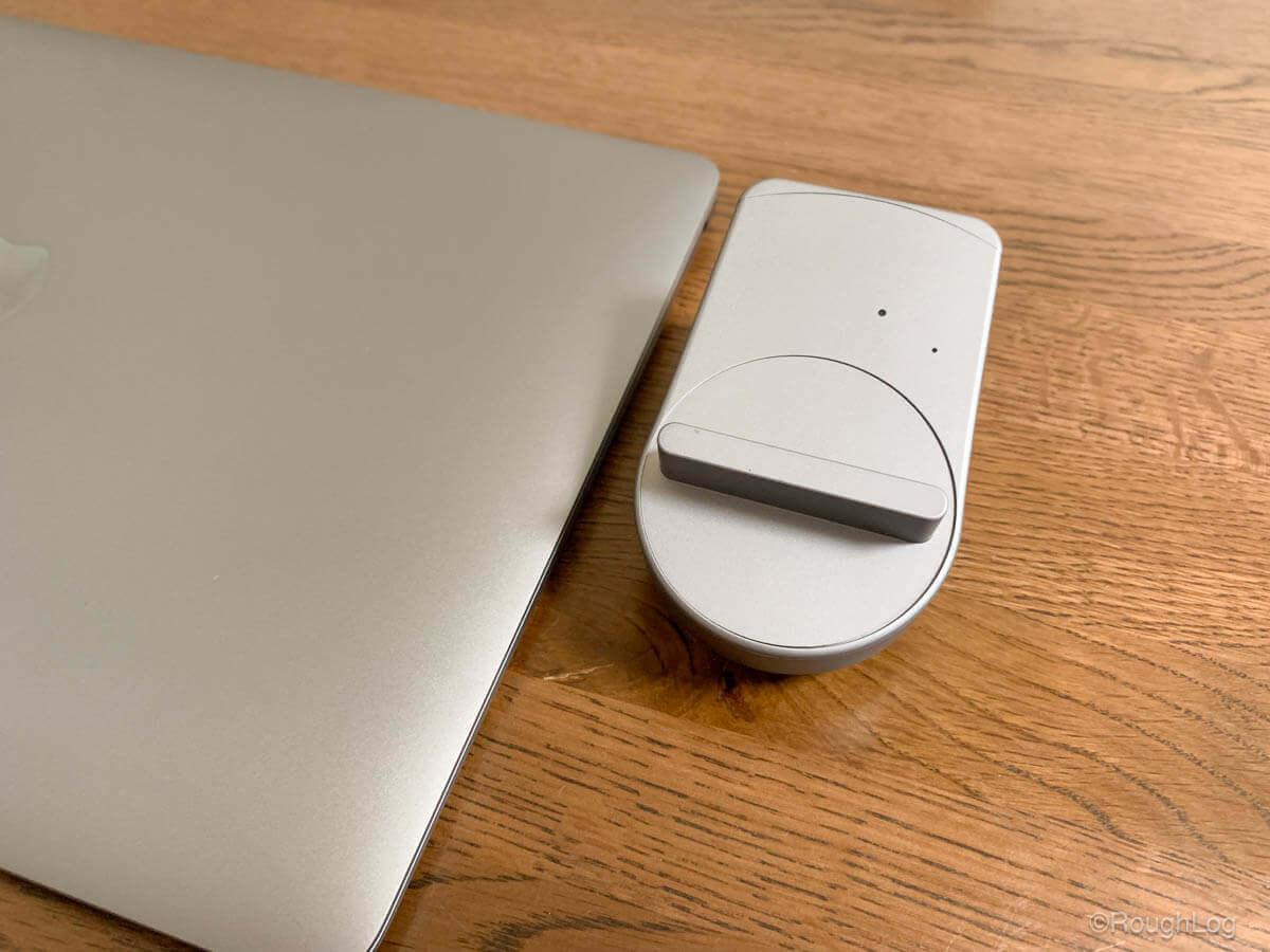 SESAMI(セサミ) miniとMacBook Pro
