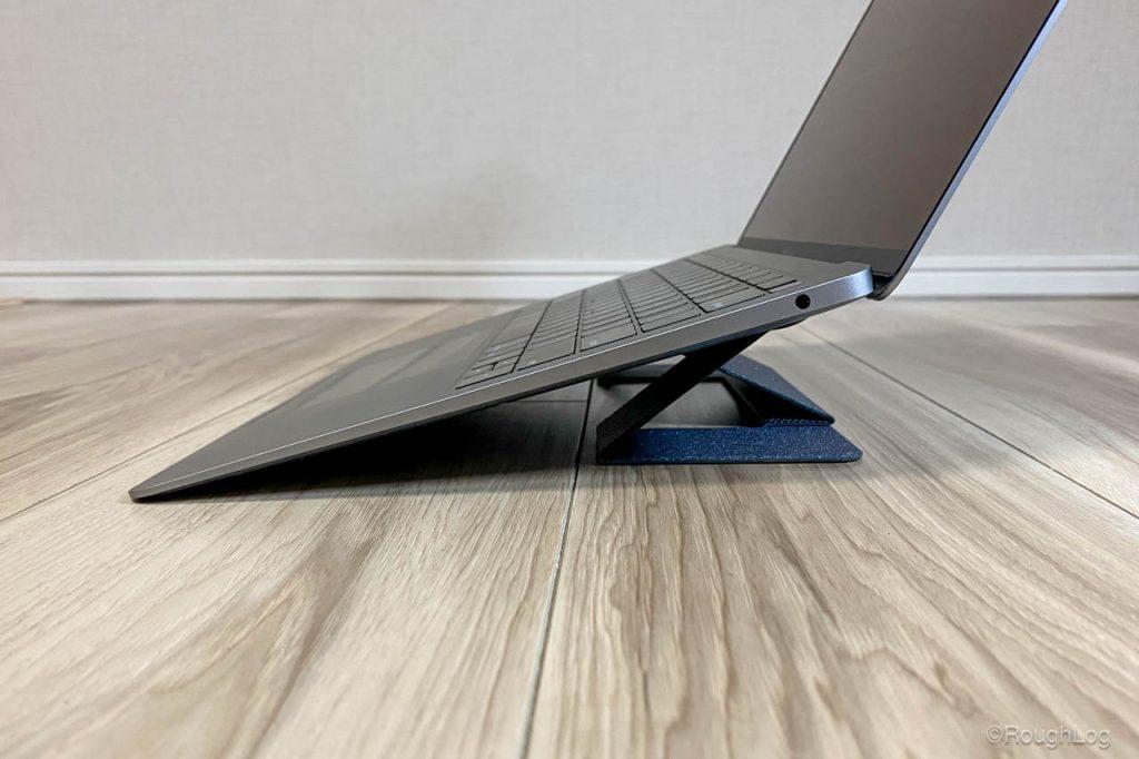 【レビュー】視線を上げる、薄型ノートPCスタンド「MOFT」でMacBookを快適に