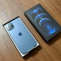 新型iPhone 12 Pro(パシフィックブルー)レビュー|上品で高級感ある至高の逸品