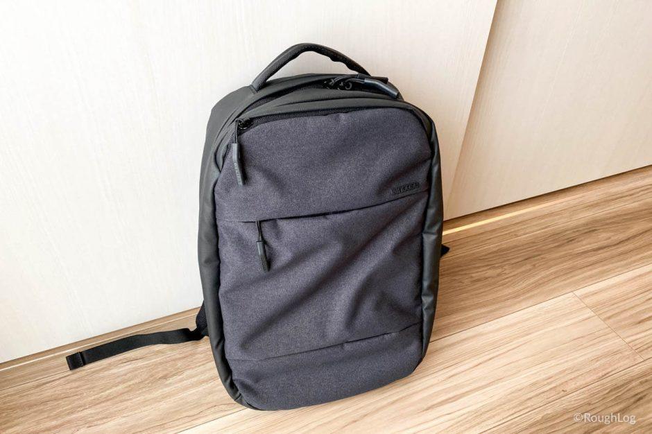 Incaseバックパック「City_Dot_Backpack」レビュー