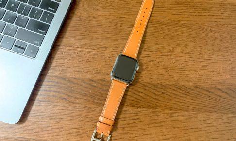 Wollpo Apple Watch レザーバンドはお手頃価格でコスパがいい革バンド【レビュー】