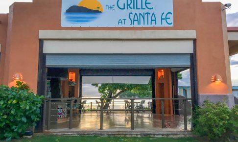 グアムでサンセット!グリル・アット・サンタフェで綺麗な海と夕日を見る。