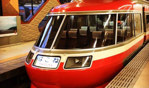 電車で行く箱根日帰り旅行!ゴールデンコース逆回りで観光スポットを巡る。