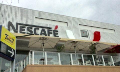 原宿駅近くにある電源・無料Wi-Fi完備の体験型カフェ「ネスカフェ 原宿」